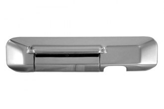 CCI® CCITGH65515 - Chrome Tailgate Handle Covers