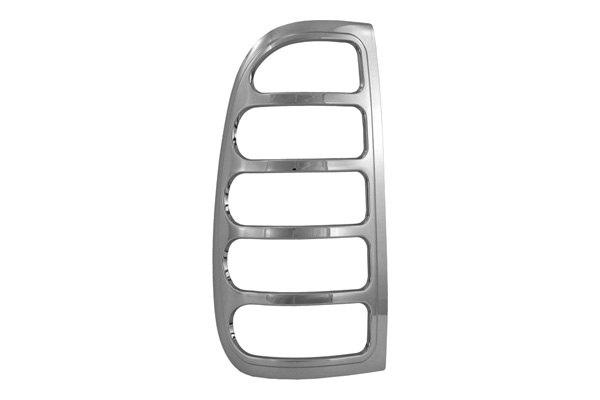 CCI® - Standard Chrome Tail Light Bezels