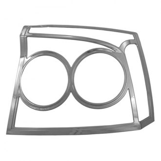 CCI® - Standard Chrome Tail Light Bezel Set