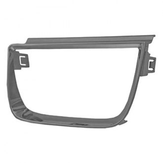 CCI® - Black Chrome Tail Light Bezel Set