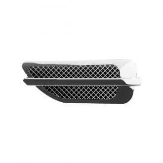 CCI® - Chrome Large Side Vents