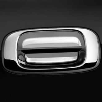 CCI® - Chrome Tailgate Handle Cover