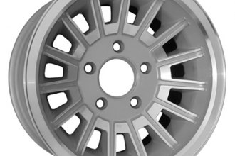 "CCI® - 14"" Remanufactured 15-Spoke Silver Factory Alloy Wheel"