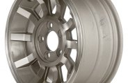 "CCI® - 15"" Remanufactured 10-Slot Factory Alloy Wheel"