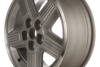 "CCI® - 14"" Remanufactured 5 Spokes Standard Finish Factory Alloy Wheel"