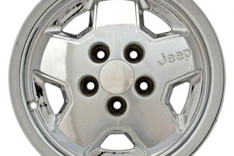 "CCI® - 15"" Remanufactured Rear 5-Spoke Standard Finish Factory Alloy Wheel"