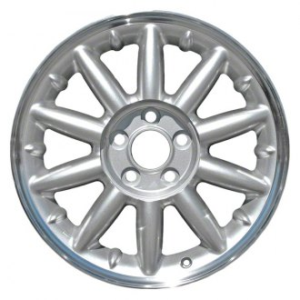 "CCI® - 17"" Remanufactured 10 Spokes Factory Alloy Wheel"