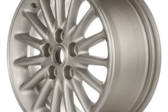 "CCI® ALY02091U20 - 16"" Remanufactured 15 Spokes Silver Factory Alloy Wheel"