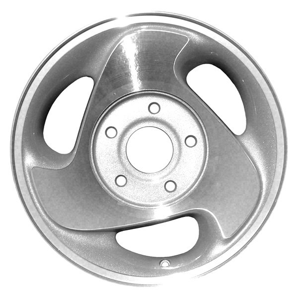 "CCI® - 16"" Remanufactured 3 Spokes All Painted Silver Factory Alloy Wheel"