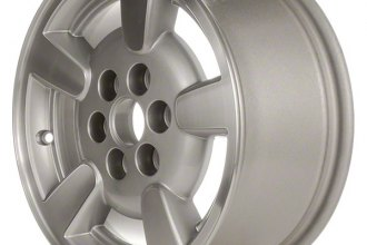 "CCI® - 15"" Remanufactured Rear 5 Spokes Factory Alloy Wheel"