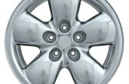 "CCI® - 20"" Remanufactured 5-Spoke Factory Alloy Wheel"