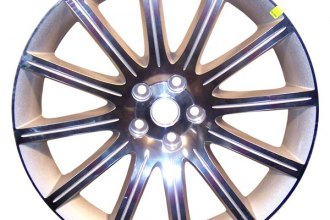 "CCI® - 20"" Remanufactured 12-Spoke Factory Alloy Wheel"