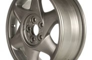 "CCI® - 16"" Remanufactured 6-Slot Factory Alloy Wheel"