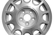 "CCI® - 15"" Remanufactured 12-Hole Factory Alloy Wheel"