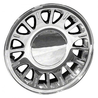 "CCI® - 16"" Remanufactured 16-Oval-Vent Factory Alloy Wheel"