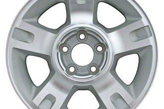 "CCI® - 16"" Remanufactured 5-Straight-Spoke Factory Alloy Wheel"