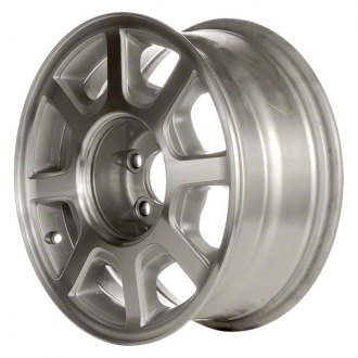 "CCI® - 16"" Remanufactured 8-Spoke Factory Alloy Wheel"