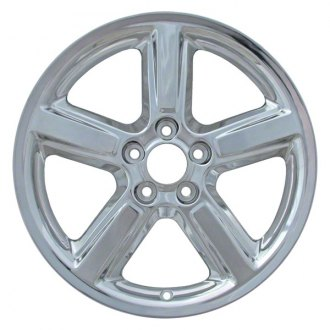 "CCI® - 18"" Remanufactured 5 Spokes Factory Alloy Wheel"