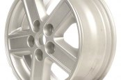 CCI® - Remanufactured Factory Silver Alloy Wheel