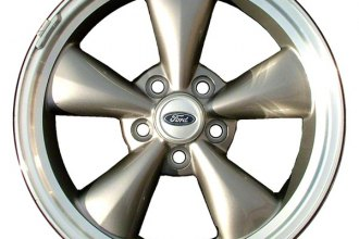 "CCI® - 17"" Remanufactured 5-Funnel-Spoke Factory Alloy Wheel"
