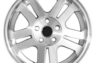 "CCI® - 17"" Remanufactured 5-Double-Spoke Factory Alloy Wheel"