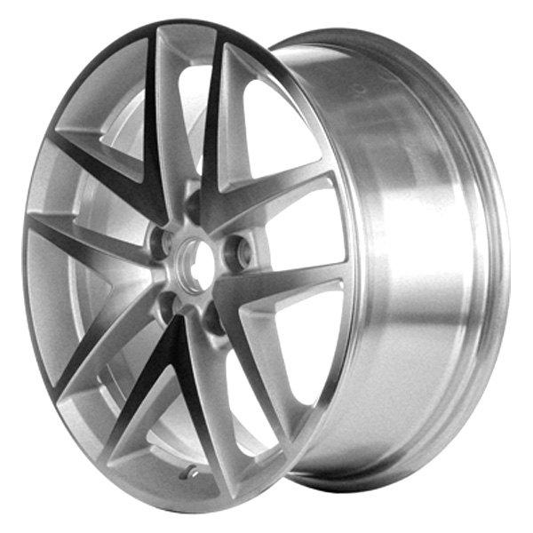 cci ford fusion 2010 2012 17 replica 10 spokes factory alloy wheel. Black Bedroom Furniture Sets. Home Design Ideas