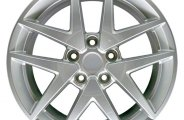 "CCI® - 17"" 10-Spoke Silver Factory Replica Alloy Wheel"