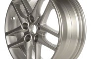 "CCI® - 16"" Remanufactured 5-Double-Spoke Silver Factory Alloy Wheel"