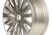 "CCI® - 17"" Remanufactured 15-Spoke Silver Factory Alloy Wheel"