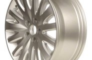 "CCI® - 17"" 15-Spoke Silver Factory Replica Alloy Wheel"