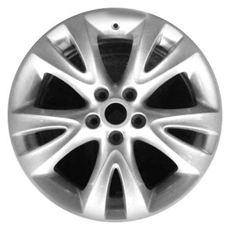 CCI® - Remanufactured Factory Light PVD Chrome Alloy Wheel