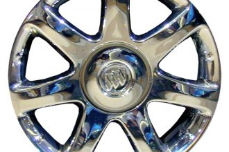 "CCI® - 19"" Remanufactured 7-Spoke Chrome Factory Alloy Wheel"