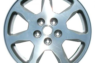 "CCI® - 17"" Remanufactured 7-Spoke Standard Finish Factory Alloy Wheel"