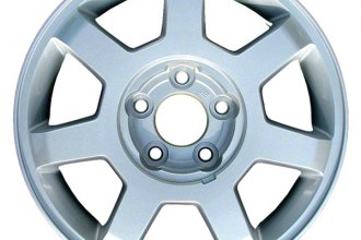 "CCI® - 16"" Remanufactured 7-Spoke Factory Alloy Wheel"