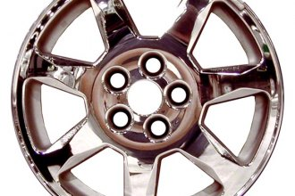 "CCI® - 17"" 7-Spoke Polished Factory Alloy Wheel"