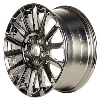 "CCI® - 17"" Remanufactured 14-Spoke Factory Alloy Wheel"