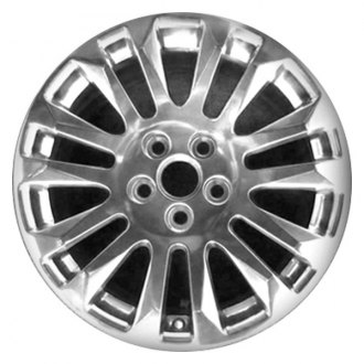 "CCI® - 18"" Remanufactured 14-Spoke Factory Alloy Wheel"