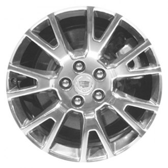 "CCI® - 19"" Remanufactured 7-Y-Spoke Bright Polished Factory Alloy Wheel"