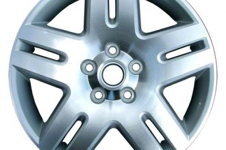 "CCI® ALY05071U10 - 17"" Remanufactured 10-Spoke Standard Finish Factory Alloy Wheel"