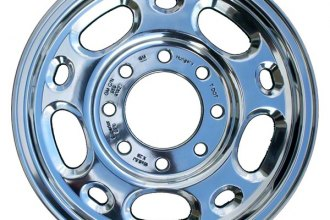 "CCI® - 16"" Remanufactured Front 10-Hole Bright Polished Factory Alloy Wheel"