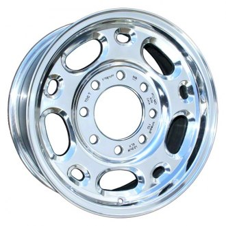 "CCI® - 16"" Front 10-Hole Bright Polished Factory Replica Alloy Wheel"