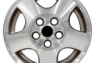 "CCI® - 15"" Remanufactured 5-Spoke Factory Alloy Wheel"