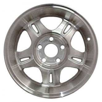"CCI® - 16"" Remanufactured 5 Double Spokes Factory Alloy Wheel"