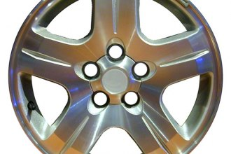 "CCI® - 16"" Remanufactured 5-Spoke Silver Factory Alloy Wheel"