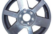 "CCI® - 17"" Remanufactured 6-Spoke Factory Alloy Wheel"