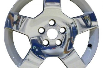 "CCI® - 17"" Remanufactured 5-Flat-Spoke Factory Alloy Wheel"