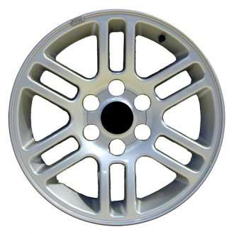 "CCI® - 18"" Remanufactured 6 Double Spokes Factory Alloy Wheel"
