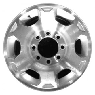 "CCI® - 17"" Remanufactured 6-Spoke Standard Finish Factory Alloy Wheel"