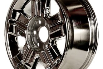 "CCI® - 18"" Remanufactured 5-Spoke with Groove Factory Alloy Wheel"