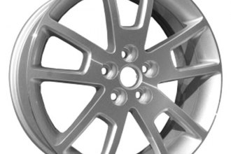 "CCI® - 18"" Remanufactured 5-Double-Spoke Factory Alloy Wheel"